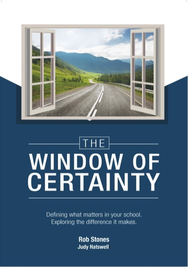 The Window of Certainty - Rob Stones & Judy Hatswell