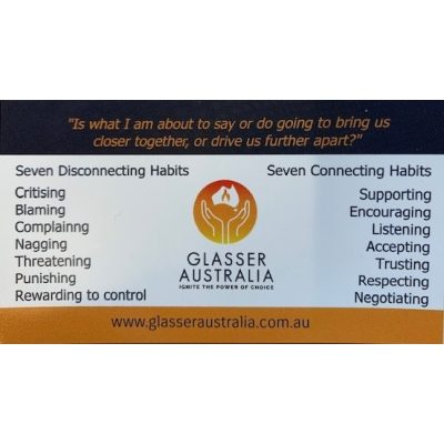 Glasser Australia Magnets - bundle of 10