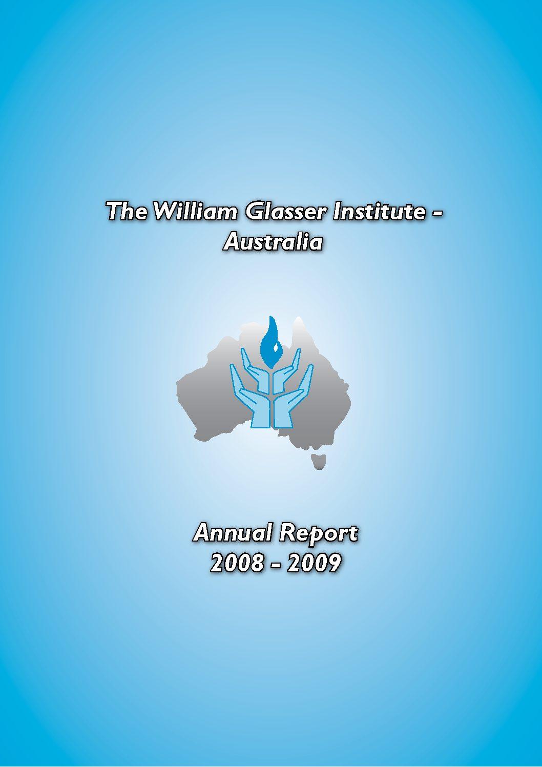 2009 Annual Report 0809